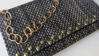 Download DIY - Clutch Purse using a Placemat Video