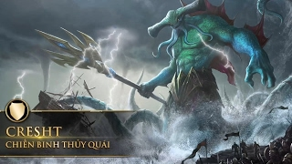 Download [Tâm điểm tướng] Cresht - Chiến binh thủy quái - Garena Liên Quân Mobile Video