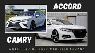 Download 2020 Toyota Camry vs. 2020 Honda Accord | 10 KEY DIFFERENCES Video