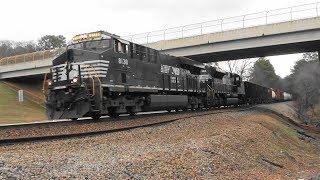 Download NS 372 works north through Rex, Ga. Video