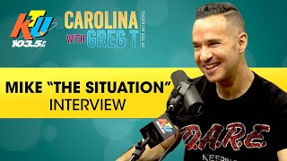 Download Mike 'The Situation' Sorrentino Revealed How He Stayed Positive In Prison Video