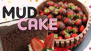 Download Ultimate Chocolate Mud Cake Recipe! The BEST Chocolate Cake Recipe there is! Video