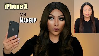 Download iPhone X vs Makeup Transformation (Face ID TEST) Video