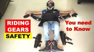 Download Life Savers - Motorcycle Safety Gear - Everything u need to know Video
