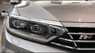 Download Volkswagen Passat 2017 with R Line package in 4K Video