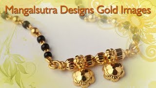 Download Mangalsutra Designs Gold Images – Best Pick Video