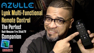 Download The Perfect Kodi Companion - Azulle Lynk Multifunctional Remote Control 📺 : LGTV Review Video