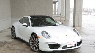 Download 2013 Porsche 911 Carrera 4S Review Video