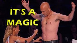 Download Howie Mandel loves Magic Video