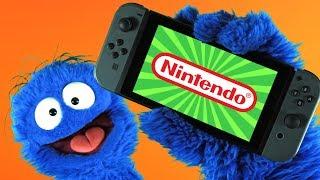 Download Nintendo's BACK, Baby!!! Video