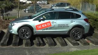 Download The Subaru XV takes on the Land Rover Defender Video