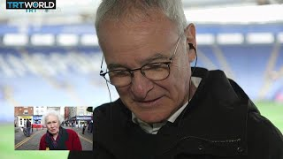Download Exclusive: Leicester City Manager Claudio Ranieri reacts to messages from fans Video