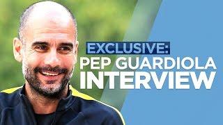 Download PEP GUARDIOLA EXCLUSIVE INTERVIEW Video