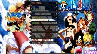 Download One Piece Game in Warcraft III Video