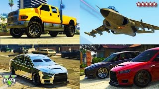 Download GTA 5 NEW Heists DLC SHOWCASE! - Spending $5,000,000 GTA Heists DLC Buying & Customizing Everything Video