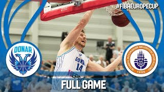 Download Donar Groningen (NED) v Istanbul BBSK (TUR) - Full Game - Gameday 1 - FIBA Europe Cup 2018-19 Video