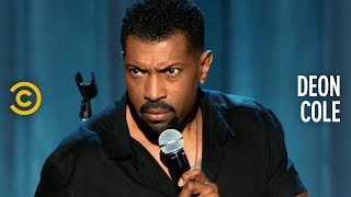 Download Questions That Will Blow Your Mind - Deon Cole Video