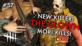 Download BOBO THE CLOWN IS HERE! NEW KILLER! (Dead By Daylight #57) Ft. Ohm Video