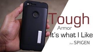 Download Spigen Tough Armor | Google Pixel XL | 10 Things I Like Video