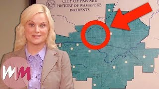 Download Top 10 Crazy Parks and Recreation Details You Missed Video