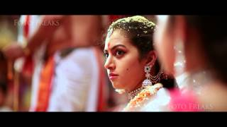 Download Cinematic wedding film of Balakrishna's daughter & son-in-law Sri Bharat & Tejeswini by Foto Freaks Video