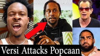 Download Popcaan E@T$ The Kitty According To Versi | Joe Vs Romeich | Drae Divine One Night 2019 Video