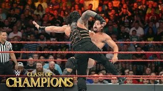 Download Clash Of Champions 2016 Highlights ᴴᴰ Video