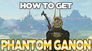 Download How to Get Phantom Ganon in Breath of the Wild, The Champions Ballad | Austin John Plays Video