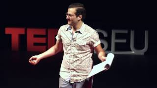 Download Enjoy your coffee: Chris Giannakos at TEDxSFU Video