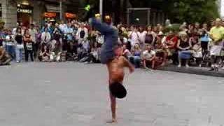 Download Suavemente Street Dance Barcelona August 2008 Video