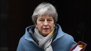 Download Theresa May is about to face PMQs with only 9 days to go until the Brexit deadline Video