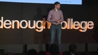 Download Promoting safe space through argument | Tony Koutsoumbos | TEDxGoodenoughCollege Video