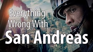 Download Everything Wrong With San Andreas In Earthquake Minutes Video