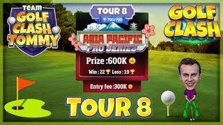 Download Golf Clash tips, Hole 2 - Par 4, Tour 8 - Asia Pacific - Sakura Hills, Guide & Tutorial! Video