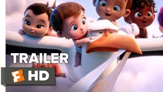 Download Storks Official Trailer 3 (2016) - Andy Samberg Movie Video