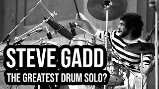 Download Steve Gadd: The DRUM SOLO That Changed Popular Music Video