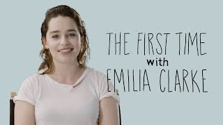 Download The First Time with Emilia Clarke | Rolling Stone Video