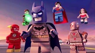Download LEGO DC Comics Super Heroes: Justice League: Attack of the Legion of Doom - Trailer Video
