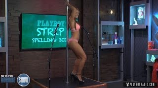 Download Strip Spelling Bee | The Playboy Morning Show Video