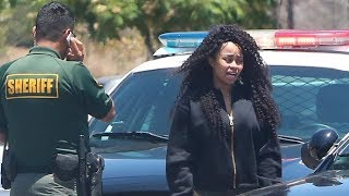 Download Blac Chyna Pulled Over And Rolls Royce Impounded By Malibu Sheriff [2014] Video