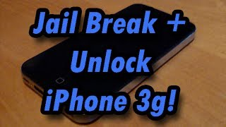 Download How to Jailbreak and Unlock an Iphone 3G (4.2.1) with UltraSn0w and Redsn0w Video