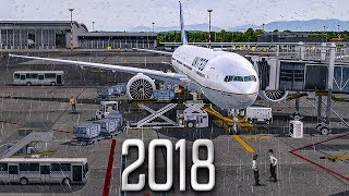 Download New Flight Simulator 2018 - P3D 4.1 [Spectacular Realism] Video
