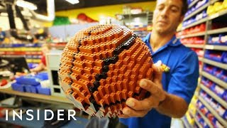 Download What It's Like To Build Legos For A Living At LEGOLAND Video