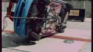 Download Kleine Cabrios im Überschlagtest Video