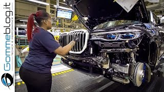 Download 2020 BMW X7- PRODUCTION (BMW USA Car Factory) Video