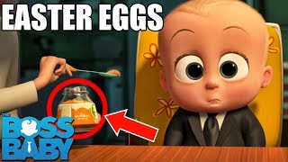 Download 35 Easter Eggs of THE BOSS BABY You Didn't Notice Video