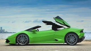 Download Lamborghini Huracan Spyder RWD - Supercar Sunday Video