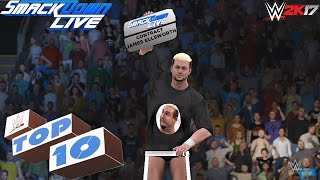 Download WWE 2K17 - Smackdown Live Top 10 Moments | Nov. 22, 2016 Video