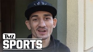 Download UFC's Max Holloway - I'M PRO-WEED ... Even Though I Don't Use It | TMZ Sports Video