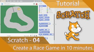 Download Scratch - Tutorial 04 - Create a Race Game in Ten Minutes Video